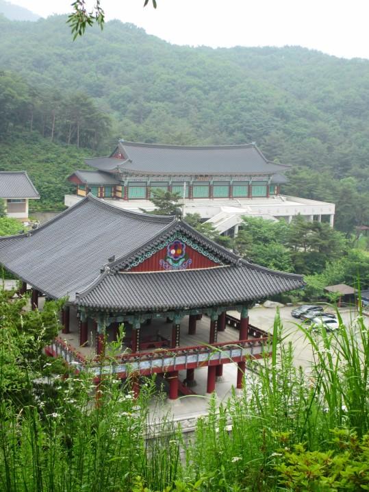 Temple buildings