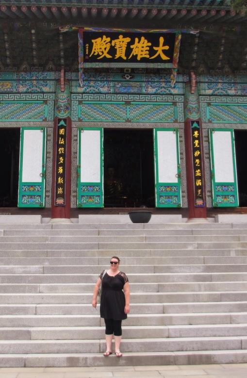 Main Temple Building
