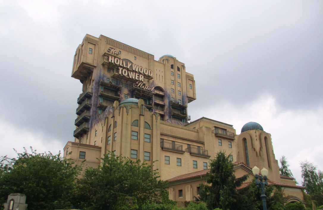 Tower of Terror Paris