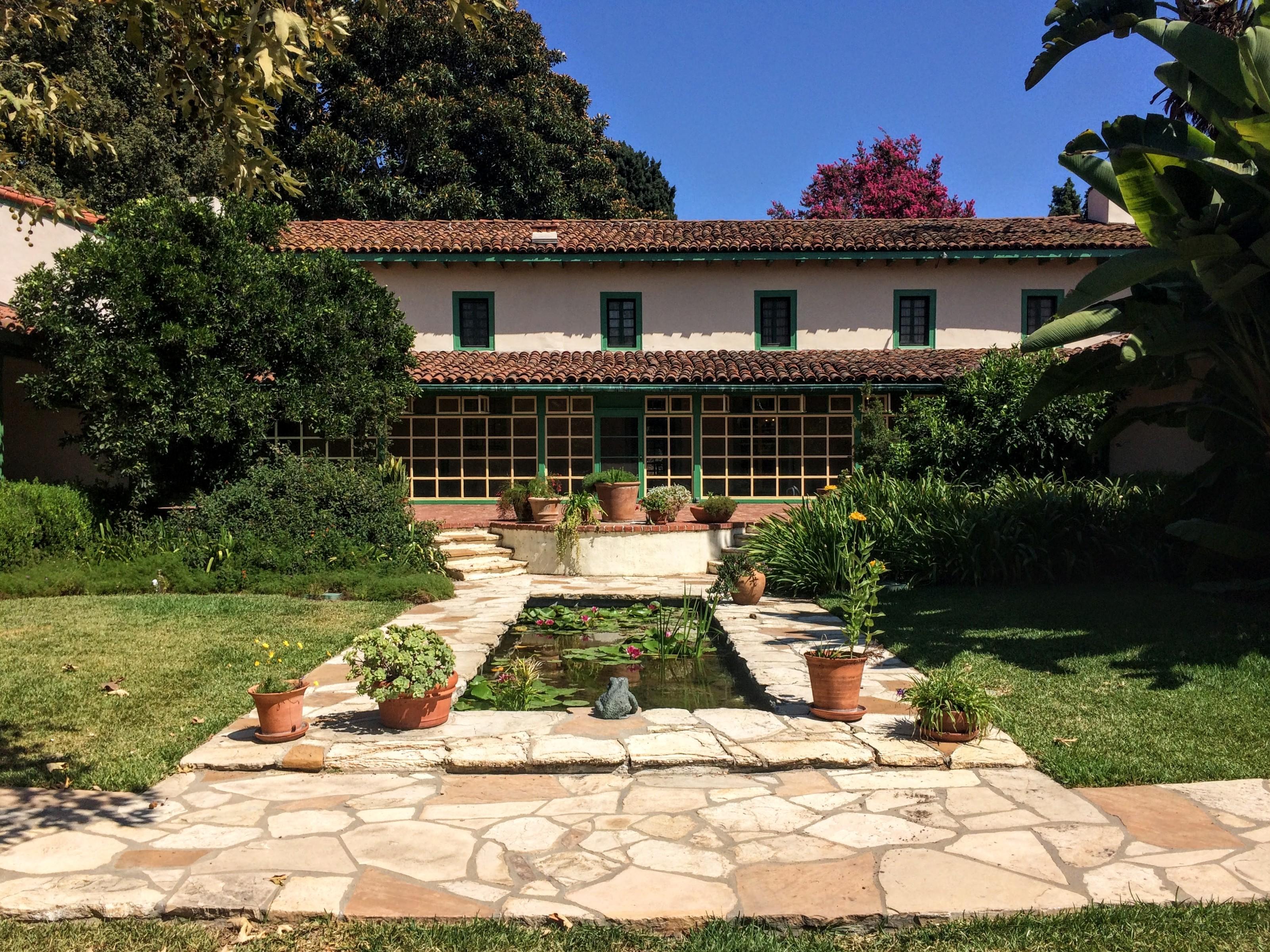 A Glimpse into the Past at Rancho Los Cerritos
