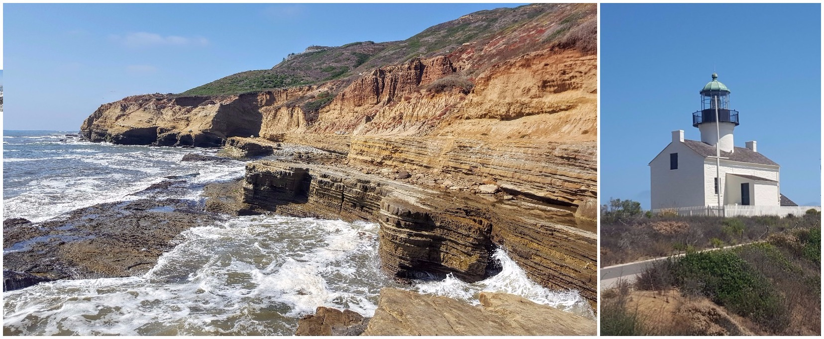 Discovering Point Loma: Ocean Views and State History on the San Diego Bay