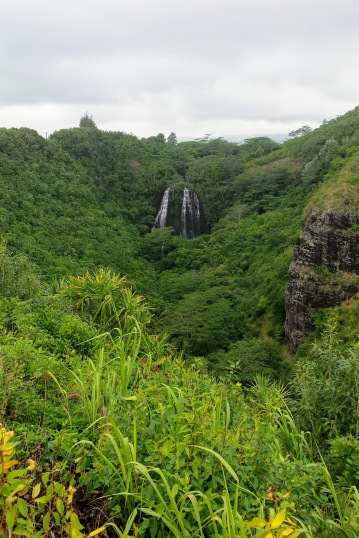 Opaekaa Falls