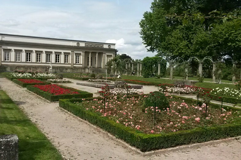 Rosenstein castle and gardens