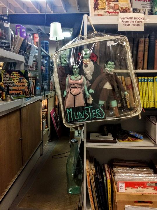 The Munster's dolls!