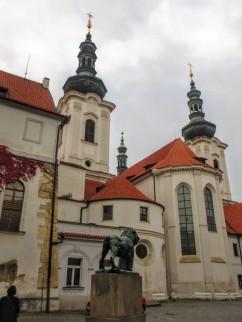 Strahov Monastery