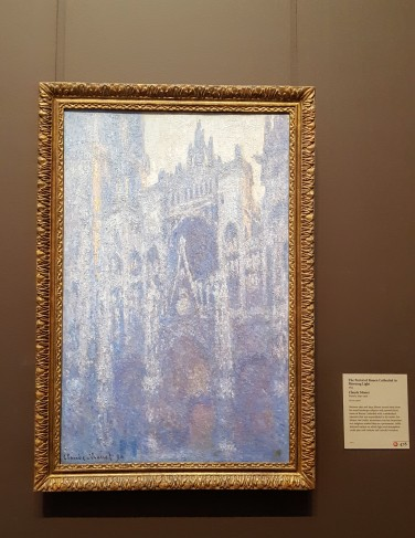 "Monet ""Cathedral"""